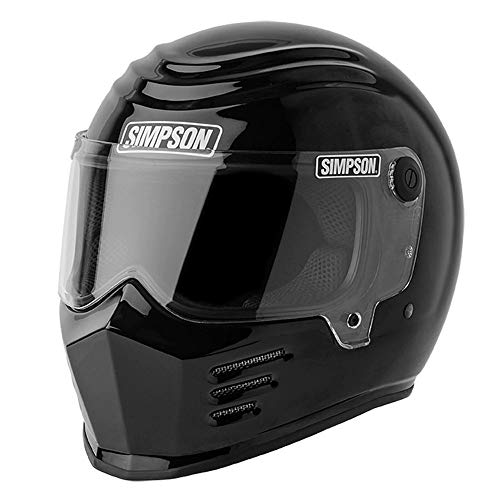 SIMPSON 28315L2 Black Large Outlaw Bandit