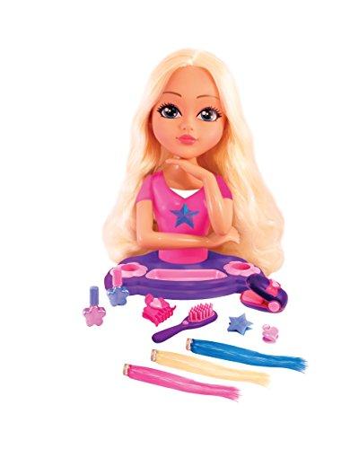 Splash Toys 31050 Girly Girlz - Cabeza de peluquería