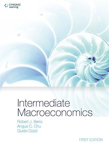 Compare Textbook Prices for Intermediate Macroeconomics  ISBN 9781473725096 by Robert J Barro