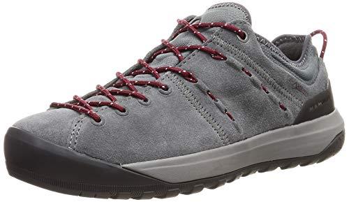 Mammut Women's Low Rise Hiking Boots, Grey Grey Dark Beet 00211, 6.5 UK