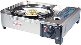 Iwatani 35FW butane stove, Medium, Metallic