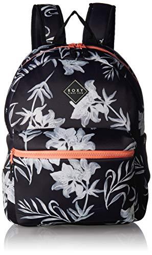 Roxy Junior's Infinite Ocean Backpack, True Black Full BICOLYS, 1SZ