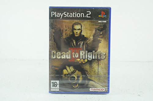 Dead to Rights II (PS2)