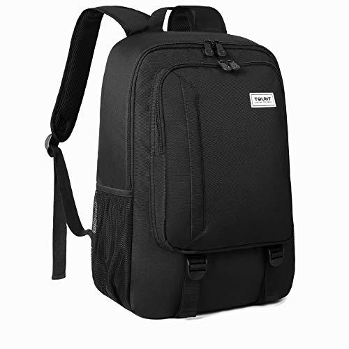 TOURIT Kühltasche Rucksack 25 Liter Wasserdicht Leichtgewichtig für Picknick Camping Wandern 28 Dosen