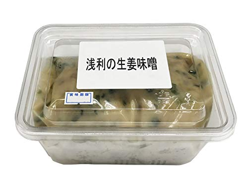 浅利の生姜味噌 800g