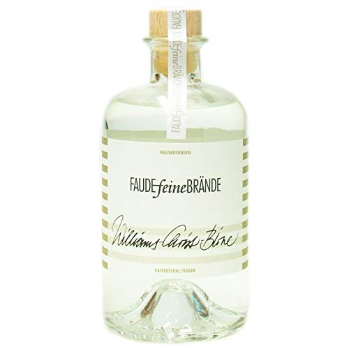 Faude Feine Brände Williams Christ Birne 40% Vol. (1 x 0,5l)