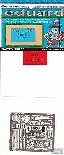 más vendido EDU73507 1 72 Eduard Eduard Eduard Color PE - F-35A Lightning II Detail Set (for use with the Hasegawa kit) [MODEL KIT ACCESSORY] by Eduard  deportes calientes