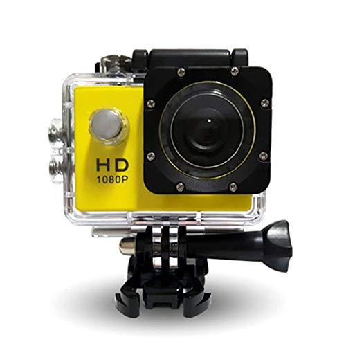 WOWOWO SJ4000 480P Ultra Sports Action Camera Cámara de acción DVR Casco Videocámara
