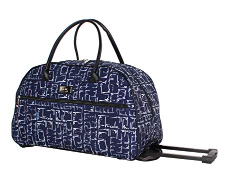 Best Nicole Miller Carry On Luggage Duffels