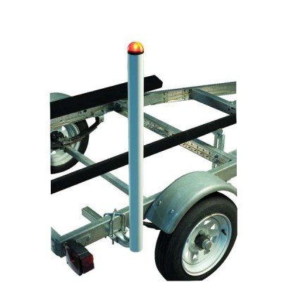 CE Smith AMRC-27740.1 Lighted Post Style Boat Trailer Guides -40