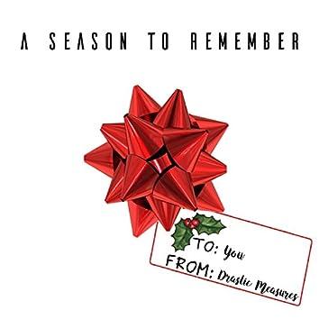 A Season to Remember - EP