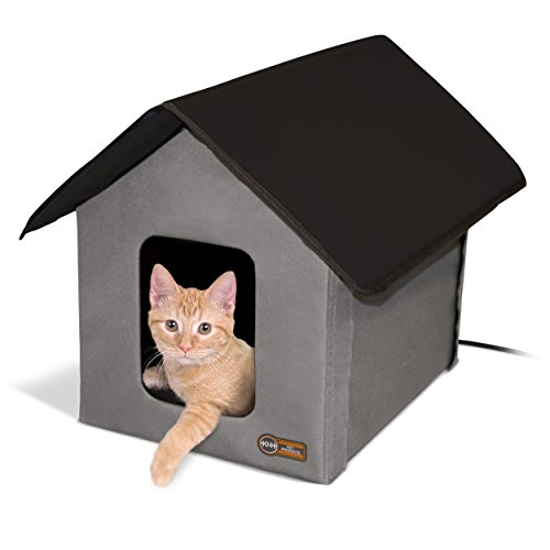 K&H Manufacturing Outdoor Kitty House, 18 x 22 x...