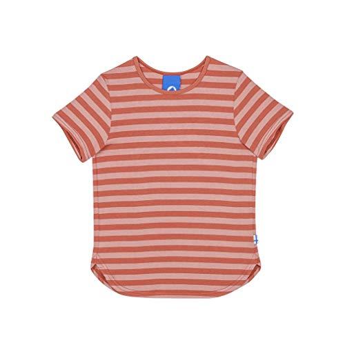 Finkid Kinder Maalari T-Shirt, Chili-Peach, EU 122-128