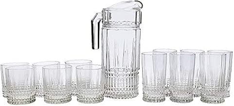 Luminarc Glass Drinkware Set 7 pcs