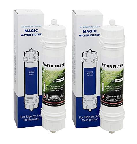 Wasserfilter für Samsung-Kühlschränke WSF-100,2 Stück