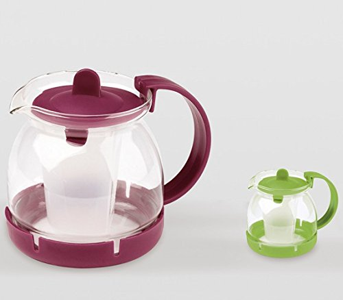 Lifestyle–Mikrowelle Teekanne, 0,8l Fassungsvermögen