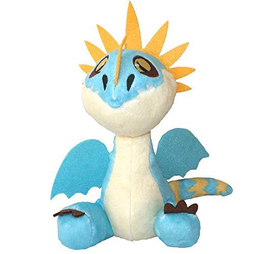 Dragons Sturmpfeil Baby Drache | DreamWorks 16 cm Plüsch Figur | Softwool