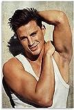 BOYLUCK Leinwand Druck Poster Channing Tatum,