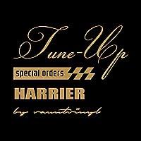 Tune-up mix HARRIER ハリアー ステッカー ゴールド 金