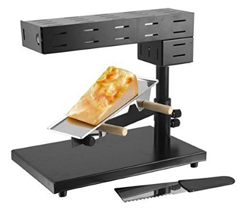 Emerio Traditionelles Käse-Raclette