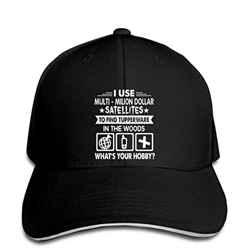 NR Geocache I Geocaching Baseball Cap Summer Baseball Cap Snapback Hat Peaked