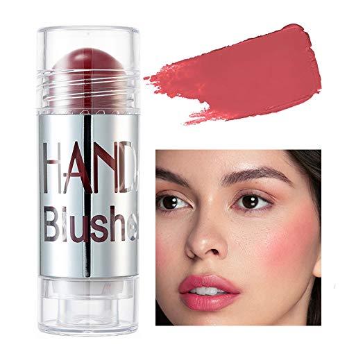 Face Blusher Powder Bronzer Kontur Cream Cheek Blusher Shimmer Natürliche Rouge Stick Farben Make-up Kosmetik