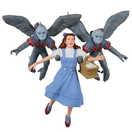 Hallmark Keepsake Christmas Ornament 2020, The Wizard of Oz Dorothy Gets Carried Away