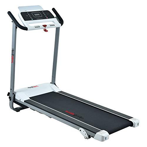 Healthgenie 4212Pm Pre-Installed, 4.0 Hp Peak Motorized Treadmill For Fitness