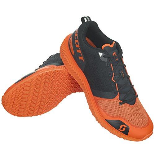 Scott Hombre palani Zapatillas running Negro 7 - Naranja/Negro, 9.5 UK