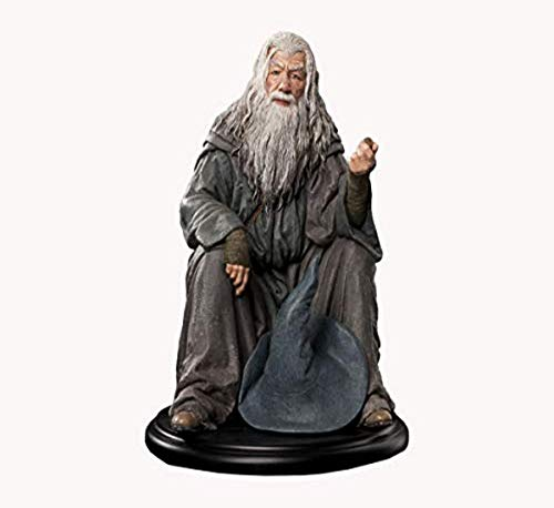 Herr der Ringe Statue Gandalf, Mehrfarbig