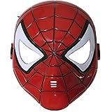 morningsilkwig máscara Spiderman cómics Traje superhéroe máscara de Ojos Marvel Spiderman héroe niños' Spiderman máscara Brillante