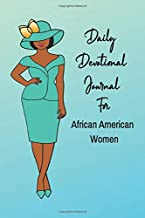 Daily Devotional Journal For African American Women: A Notebook for Christian Black Women