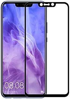 لاصقة حماية زجاجية 5D للهاتف هواوي نوفا 3i_ اسود