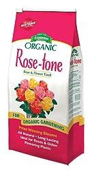 Rose tone plant fertilizer.
