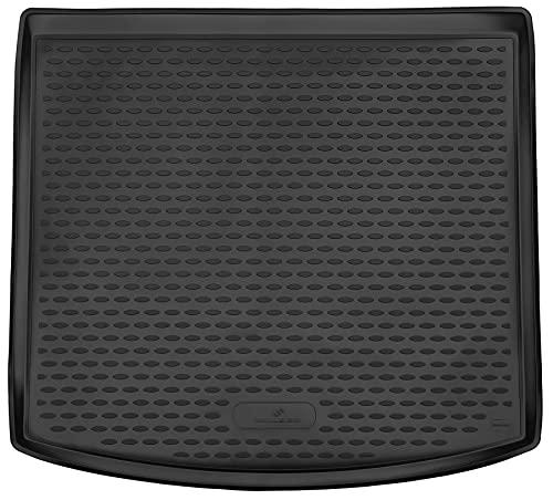 Walser XTR Kofferraumwanne kompatibel mit Seat Leon ST (5F8) Kombi unterer Ladeboden Baujahr 09/2012 - Heute