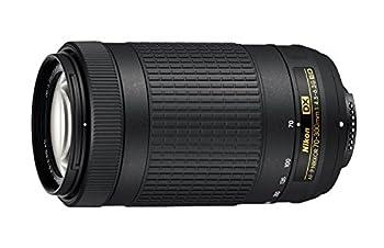 Nikon 70-300mm f/4.5-6.3G DX AF-P ED Zoom-Nikkor Lens -  Renewed