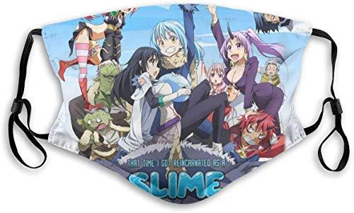 Mens Women Adult Kids Cool, als ich als Slime Anime Cartoon Cover wiedergeboren wurde