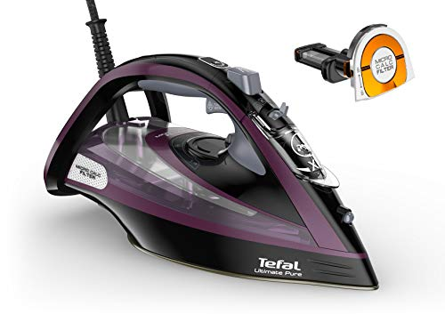 Tefal FV9830 Ultimate Pure Steam Iron, 240 g Steam Boost, 3000 W,...