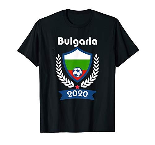 Bulgarien Fußball Trikot Team Island 2020 Fußball T-Shirt