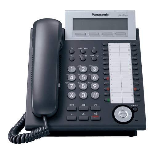 Panasonic KX-NT343 IP Phone Black (Reacondicionado)