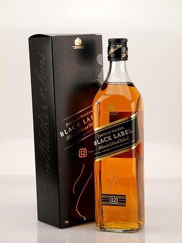 Johnnie Walker Black Label 12 Jahre ( 38,58 EUR / Liter)