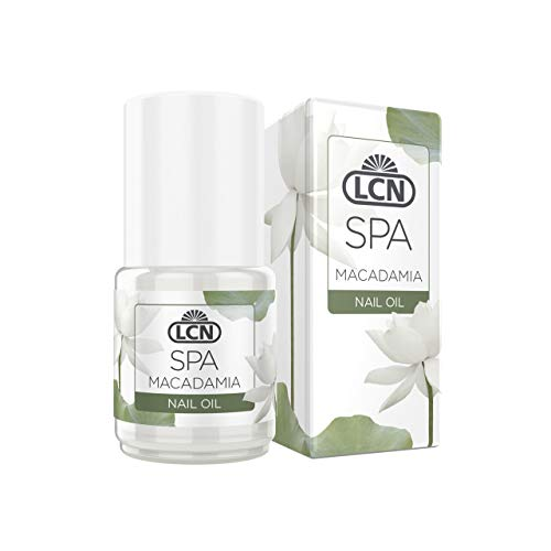 LCN SPA Macadamia Nail Oil