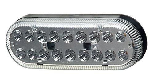 HELLA 2SD 357 022-011 Heckleuchte - Valuefit - LED - 12V/24V