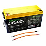 Best Rv Deep Cycle Batteries - 12V 200Ah Deep Cycle LiFePO4 battery RV Solar Review
