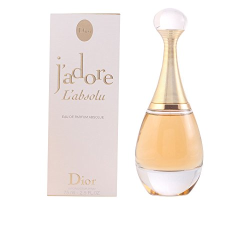 Christian Dior L´absolu, femme/woman, Eau de Parfum, Vaporisateur/Spray, 75 ml, 1er Pack (1 x 75 ml)