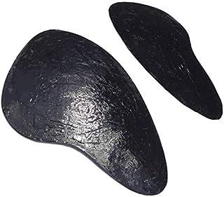 1 Pair Invisible Butt Lifter Self-adhesive - Hip Enhancement Removable Sponge Butt Pads Panties Underwear (Color : Beige, Size : Large)