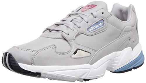 adidas Falcon W, Zapatillas de Deporte para Mujer, Gris (Gridos/Gridos/Grinat 000), 40 EU