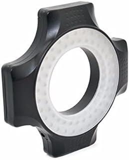 JJC Makro LED Leuchten, 60Stück, Voll dimmbar–für Objektive mit 49mm, 52mm, 55mm, 58mm, 62mm, 67mm Gewinde