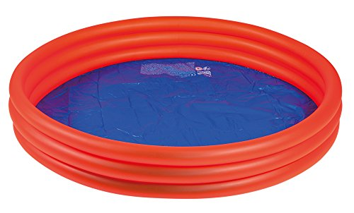 Happy People 77712 150cm x 35cm - UNI 3-Ring Pool, Spiel