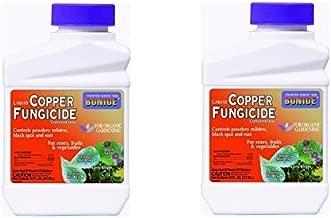Bonide 811 Copper 4E Fungicide 16oz (473ML) (2 Pack)